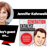 NGC #011: FINDING QUIET INFLUENCE IN A NOISY WORLD AND THE RISE OF THE INTROVERTED LEADER WITH JENNIFER KAHNWEILER [PODCAST]