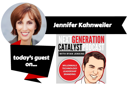 Next Generation Catalyst Podcast with Jennifer Kahnweiler