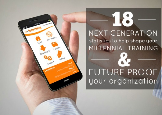 18 Next Generation Statistics To Help Shape Your Millennial Training And Future Proof Your Organization