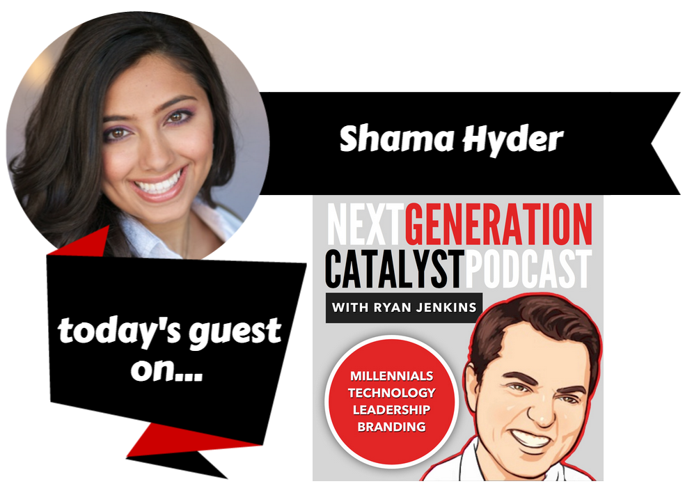 NGC030 - Pivotal Trends Every Leader Must Know With Shama Hyder