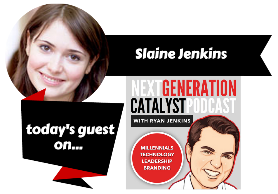 NGC032 - How To Market To The Multi-Dimensional Millennial Man With Slaine Jenkins [Podcast]