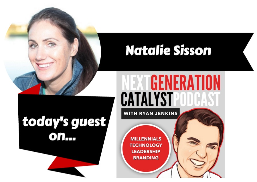 The Mindset And Tools Required To Successfully Mobilize Your Work Life With Natalie Sisson [Podcast]