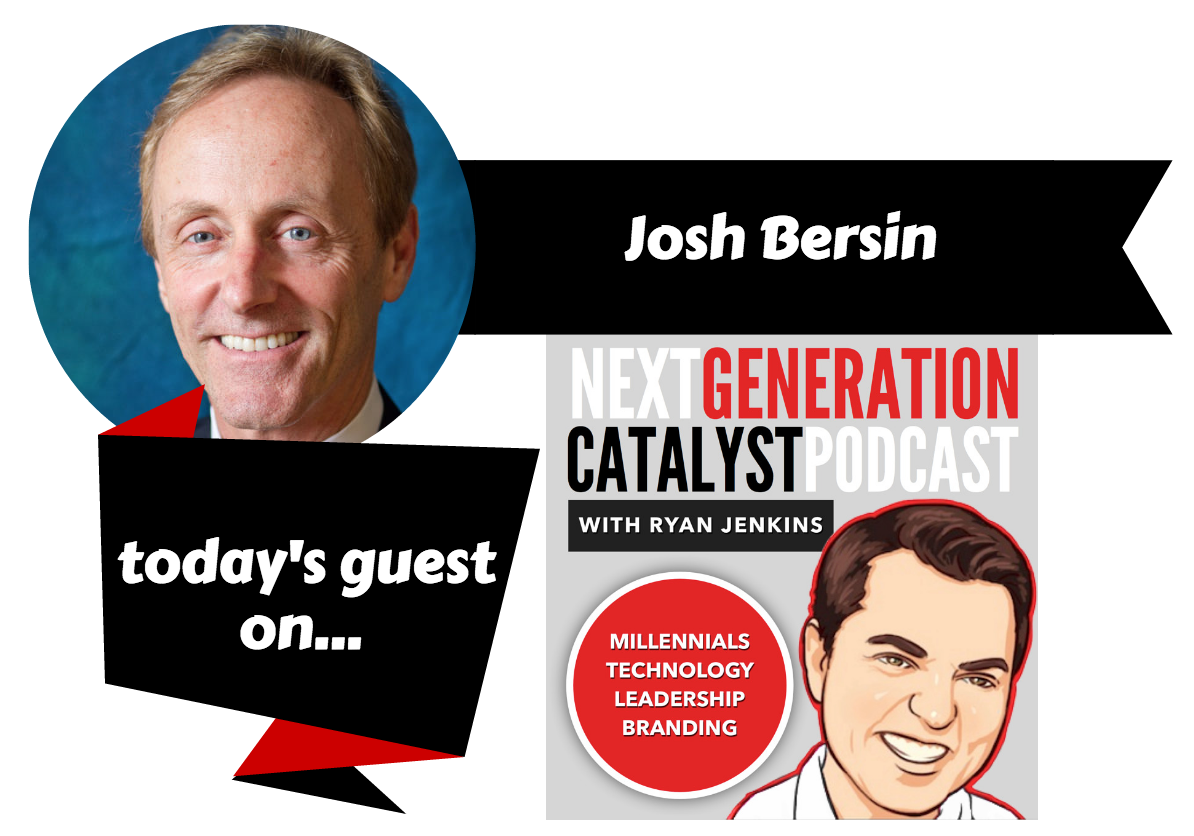 What to Expect for the Future of Organizations with Josh Bersin [Podcast]