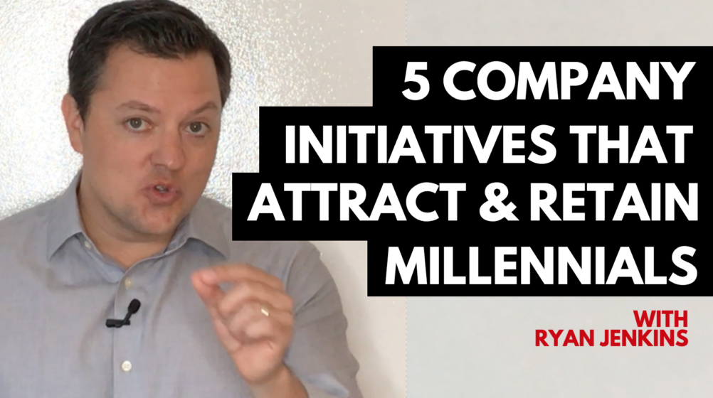 5 Company Initiatives that Attract and Retain Millennials